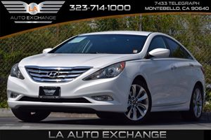 2013 Hyundai Sonata SE Carfax 1-Owner - No Accidents  Damage Reported to CARFAX  Shimmering Wh