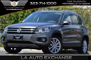 2015 Volkswagen Tiguan 20 TSI Carfax 1-Owner - No Accidents  Damage Reported to CARFAX 140 Amp