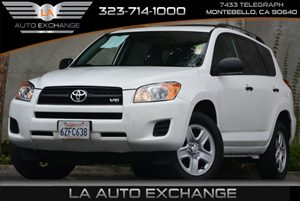 2012 Toyota RAV4  Carfax 1-Owner Convenience  Adjustable Steering Wheel Convenience  Cruise Co