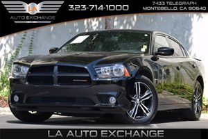 2014 Dodge Charger RT Carfax 1-Owner 160 Amp Alternator 306 Axle Ratio Audio  Premium Sound S