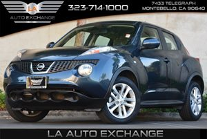 2013 Nissan JUKE S Carfax 1-Owner - No Accidents  Damage Reported to CARFAX  Gray 17047 Per
