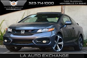 2014 Honda Civic Coupe Si Carfax Report - No Accidents  Damage Reported to CARFAX 476 Axle Rati