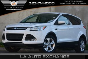 2013 Ford Escape SE Carfax 1-Owner 2Nd Row Reclining 6040 Split-Bench Seat WTip Fold-Flat Latch