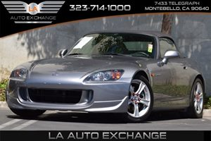 2008 Honda S2000  Carfax Report - No Accidents  Damage Reported to CARFAX Convenience  Hid Head
