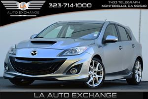 2012 Mazda Mazda3 Mazdaspeed3 Touring Carfax 1-Owner 110-Amp Alternator Child Safety Rear Door L