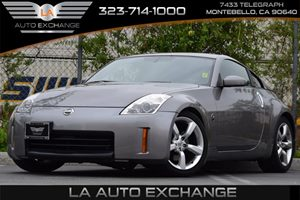 2007 Nissan 350Z Enthusiast Carfax Report - No Accidents  Damage Reported to CARFAX Convenience