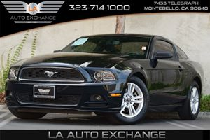 2014 Ford Mustang V6 Carfax 1-Owner 130 Amp Alternator 273 Axle Ratio Airbag Occupancy Sensor