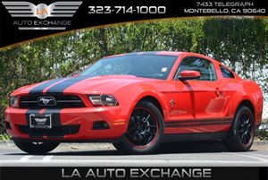 2010 Ford Mustang V6 Carfax Report - No Accidents  Damage Reported to CARFAX Air Conditioning