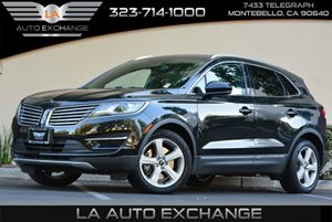 2015 Lincoln MKC  Carfax 1-Owner 5 Person Seating Capacity Audio  AmFm Stereo Body-Colored Po