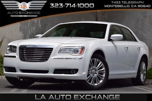 2014 Chrysler 300  Carfax 1-Owner 160 Amp Alternator 307 Axle Ratio 5 Person Seating Capacity