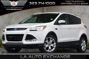 2015 Ford Escape Titanium Carfax 1-Owner - No Accidents  Damage Reported to CARFAX 5 Person Seat
