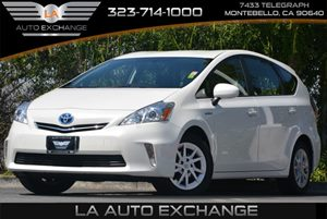 2013 Toyota Prius v Two Carfax 1-Owner Air Conditioning  AC Audio  Cd Player Convenience  B