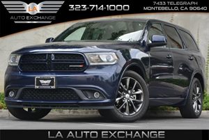 2014 Dodge Durango SXT Carfax 1-Owner - No Accidents  Damage Reported to CARFAX 160 Amp Alternat