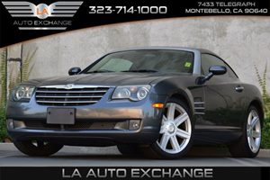 2004 Chrysler Crossfire  Carfax Report - No Accidents  Damage Reported to CARFAX 2-Passenger Sea