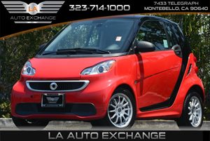 2014 Smart fortwo Pure Carfax 1-Owner - No Accidents  Damage Reported to CARFAX Air Conditioning