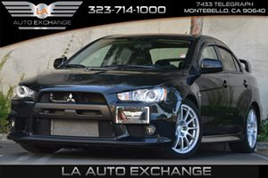 2014 Mitsubishi Lancer Evolution GSR Carfax 1-Owner - No Accidents  Damage Reported to CARFAX Co