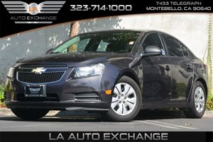 2014 Chevrolet Cruze LS Carfax 1-Owner Convenience  Engine Immobilizer Defogger Rear-Window E