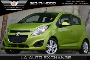 2013 Chevrolet Spark LS Carfax 1-Owner Alternator 100 Amps Convenience  Adjustable Steering Wh