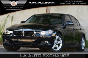 2013 BMW 3 Series 328i Carfax 1-Owner Air Conditioning  Multi-Zone AC Child Safety Rear Door L