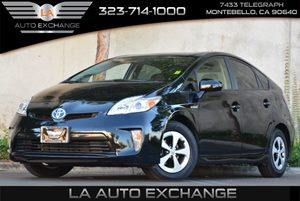 2013 Toyota Prius One Carfax 1-Owner 4 Cylinders Air Conditioning  AC Convenience  Power Out