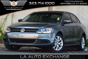 2013 Volkswagen Jetta Sedan SE wConvenienceSunroof Carfax 1-Owner Anti-Lock Braking System Abs