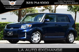 2014 Scion xB  Carfax 1-Owner 4 Cylinders 4-Way Passenger Seat -Inc Manual Recline And ForeAft