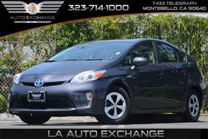 2014 Toyota Prius Three Carfax 1-Owner - No Accidents  Damage Reported to CARFAX 5 Person Seatin