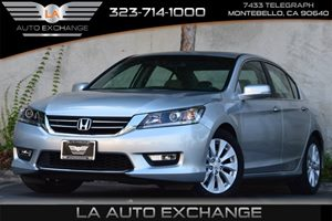 2013 Honda Accord Sdn EX Carfax 1-Owner  Alabaster Silver Metallic  All advertised prices excl