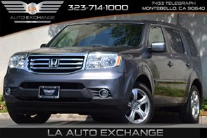 2013 Honda Pilot EX-L Carfax 1-Owner Air Conditioning  Multi-Zone AC Brake Assist Child-Proof