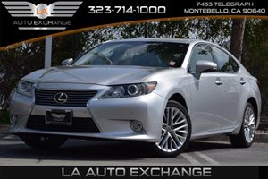 2013 Lexus ES 350 4dr Sdn Carfax 1-Owner Audio  Auxiliary Audio Input Convenience  Automatic H