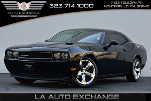 2014 Dodge Challenger SXT Carfax 1-Owner - No Accidents  Damage Reported to CARFAX 160 Amp Alter