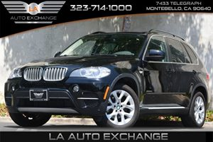 2013 BMW X5 xDrive35i Premium Carfax 1-Owner - No Accidents  Damage Reported to CARFAX Active-Ch