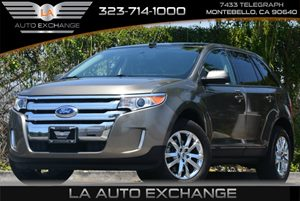 2014 Ford Edge SEL Carfax 1-Owner 5 Person Seating Capacity Air Conditioning  AC Air Conditio