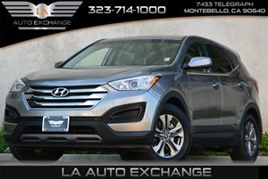 2015 Hyundai Santa Fe Sport  Carfax 1-Owner 2 Seatback Storage Pockets 4 Cylinders 5 Person Sea