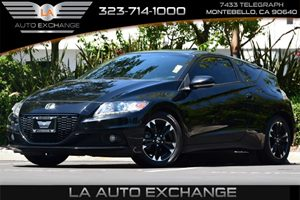 2014 Honda CR-Z EX Carfax Report 1 12V Dc Power Outlet 2 Person Seating Capacity 4 Cylinders 4
