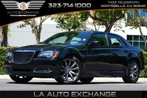 2014 Chrysler 300 300S Carfax 1-Owner - No Accidents  Damage Reported to CARFAX  Gloss Black