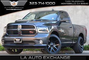 2015 Ram 1500 Sport Carfax 1-Owner - No Accidents  Damage Reported to CARFAX Air Conditioning