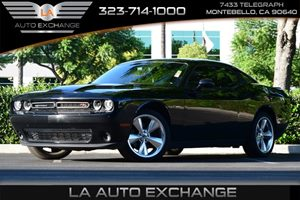 2015 Dodge Challenger RT Plus Carfax 1-Owner 2 12V Dc Power Outlets 4-Way Passenger Seat -Inc