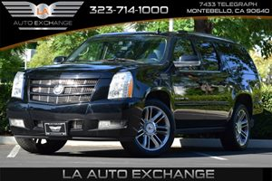2013 Cadillac Escalade ESV Premium Carfax Report  Black Ice Metallic  All advertised prices ex