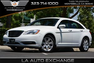 2013 Chrysler 200 Touring Carfax Report - No Accidents  Damage Reported to CARFAX  Bright Whit