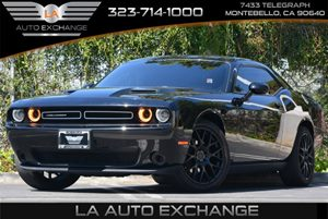 2015 Dodge Challenger SXT Carfax Report - No AccidentsDamage Reported  Phantom Black Tri-Coat