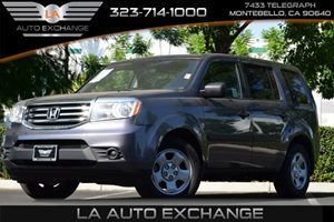 2015 Honda Pilot LX Carfax 1-Owner - No Accidents  Damage Reported to CARFAX 2 Seatback Storage