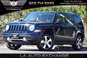 2016 Jeep Patriot High Altitude Edition Carfax 1-Owner - No Accidents  Damage Reported to CARFAX