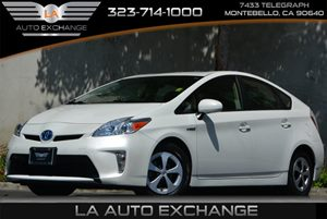 2013 Toyota Prius One Carfax 1-Owner 4 Cylinders Air Conditioning  AC Audio  AmFm Stereo A