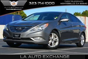 2012 Hyundai Sonata 24L Limited Carfax 1-Owner  Harbor Gray Metallic  We are not responsible