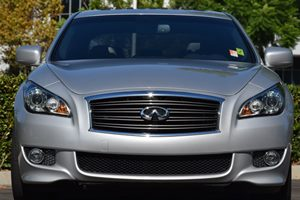 2013 Infiniti M37  Carfax 1-Owner 6 Cylinders 7 Lcd Vehicle Info Display -Inc Audio Controls