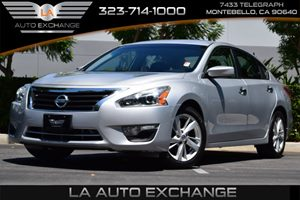 2013 Nissan Altima 25 SV Carfax 1-Owner - No Accidents  Damage Reported to CARFAX Brake Assist