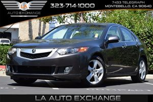 2009 Acura TSX  Carfax 1-Owner - No Accidents  Damage Reported to CARFAX  Brown  All advertis