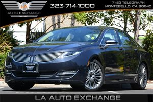 2013 Lincoln MKZ Hybrid Carfax 1-Owner - No Accidents  Damage Reported to CARFAX 101 Lcd Inst