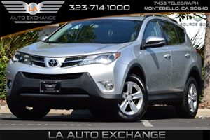 2013 Toyota RAV4 XLE Carfax Report  Classic Silver Metallic  All advertised prices exclude gov
